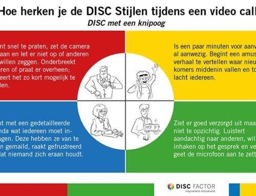 Hoe reageren de verschillende DISC-stijlen op thuiswerken?