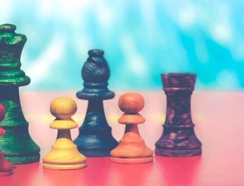 Ondernemerschap, DISC en strategisch vooruitkijken…